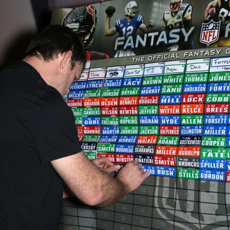 Fantasy Football Draft Guide: Preparation, Selecting Players, Becoming a Commissioner