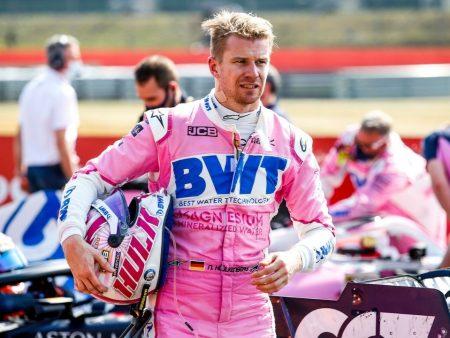 Nico Hulkenberg Liittyi Aston Martinin Tiimiin Vara- ja Kehityskuskina Vuodeksi 2021